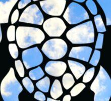 Sky Turtle Sticker