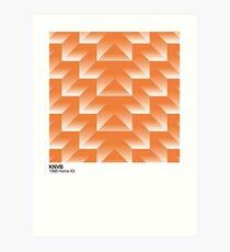 KNVB 1988 Print Art Print