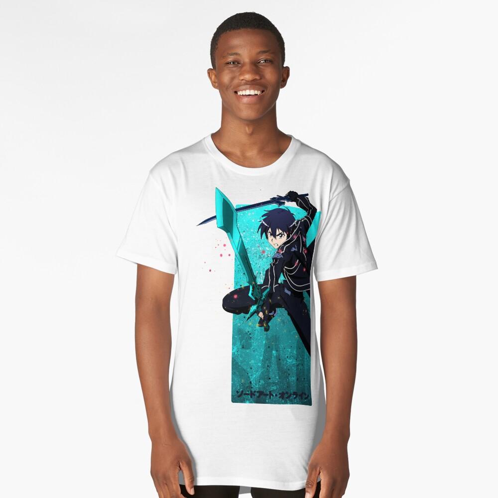 SAO Long T-Shirt Front