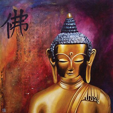 Thai Buddha by Mangomok