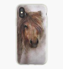 Horse equine animals,wildlife,wildlife art,nature iPhone Case