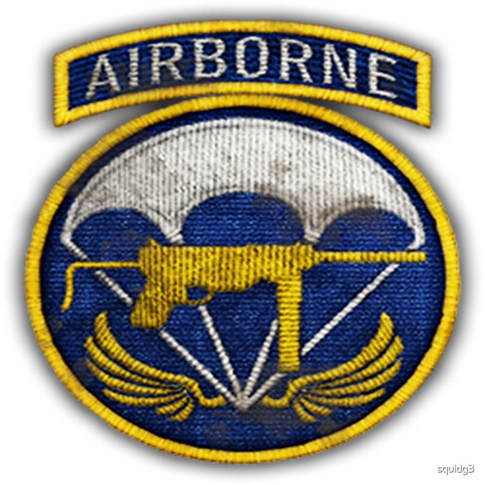 Airborne Division  by squidg3