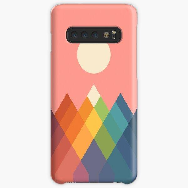 Rainbow Peak Samsung Galaxy Snap Case
