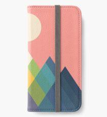 Rainbow Peak iPhone Wallet/Case/Skin