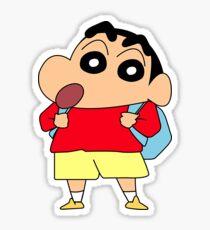 crayon shin chan Sticker