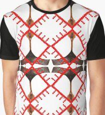 design, decoration, motif, marking, ornament, ornamentation Graphic T-Shirt