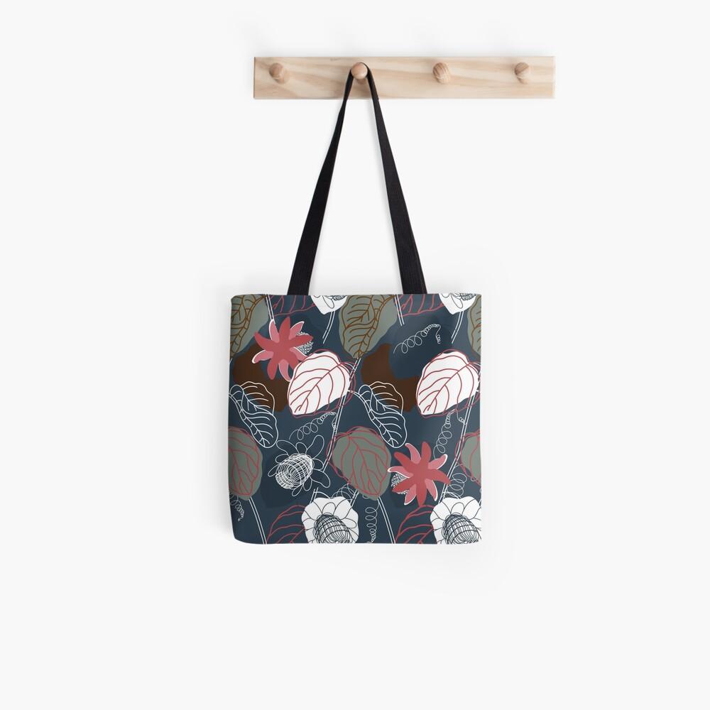 Passiflora Tote Bag