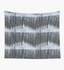 Winter Coat Wall Tapestry