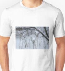 Just a sprinkle of snow Unisex T-Shirt