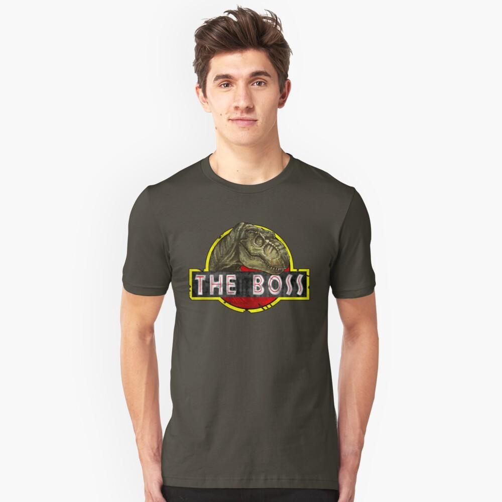 T-Rex the Boss Slim Fit T-Shirt