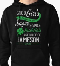 St Patricks Day Ladies Shirt Pullover Hoodie