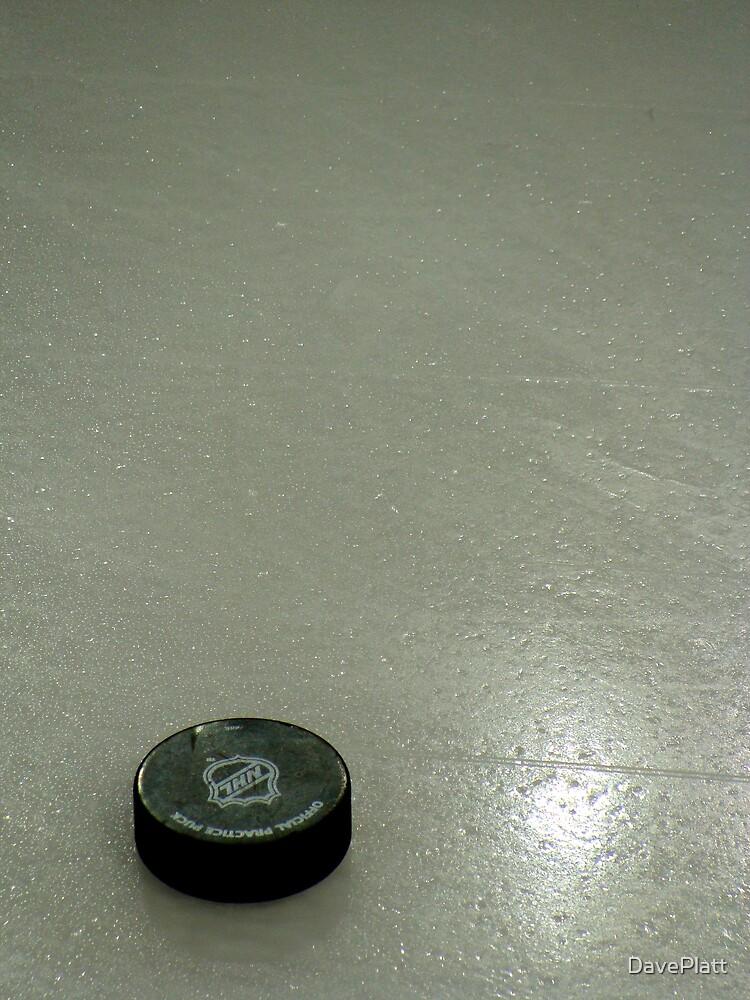 Circular Frozen Black Rubber by DavePlatt