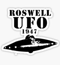 ROSWELL UFO 1947 - 0109 Sticker