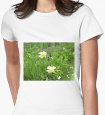 Narcissus Women's Fitted T-Shirt