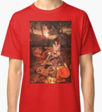 Captain Cthulhu's salty tales of ribaldry Classic T-Shirt