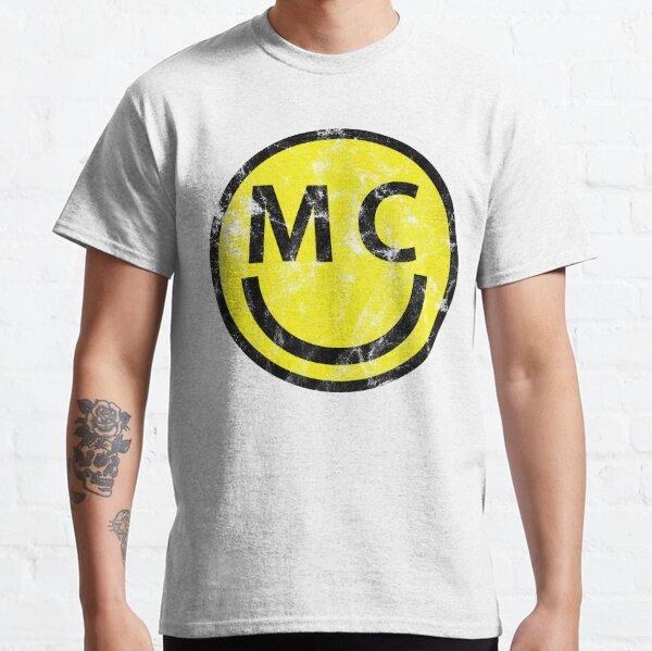 Distressed MC logo Classic T-Shirt