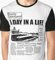 A DAY IN A LIFE - 0300 Graphic T-Shirt
