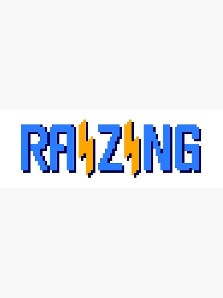 Raizing Postcard By 4xult Redbubble