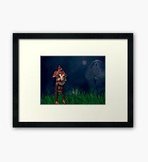 dreamweaver Framed Print