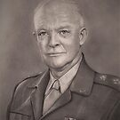 Ike~General, President, and Artist by Pam Humbargar