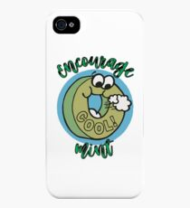 Candy Mint Funny Humor Encouragement iPhone 4s/4 Case