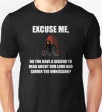 Herr und Savoir der Omnissiah Slim Fit T-Shirt