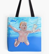 One Dollar Baby Tote Bag