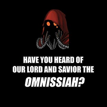 Have you heard of our lord and savior the Omnissiah? by Purpleandorange