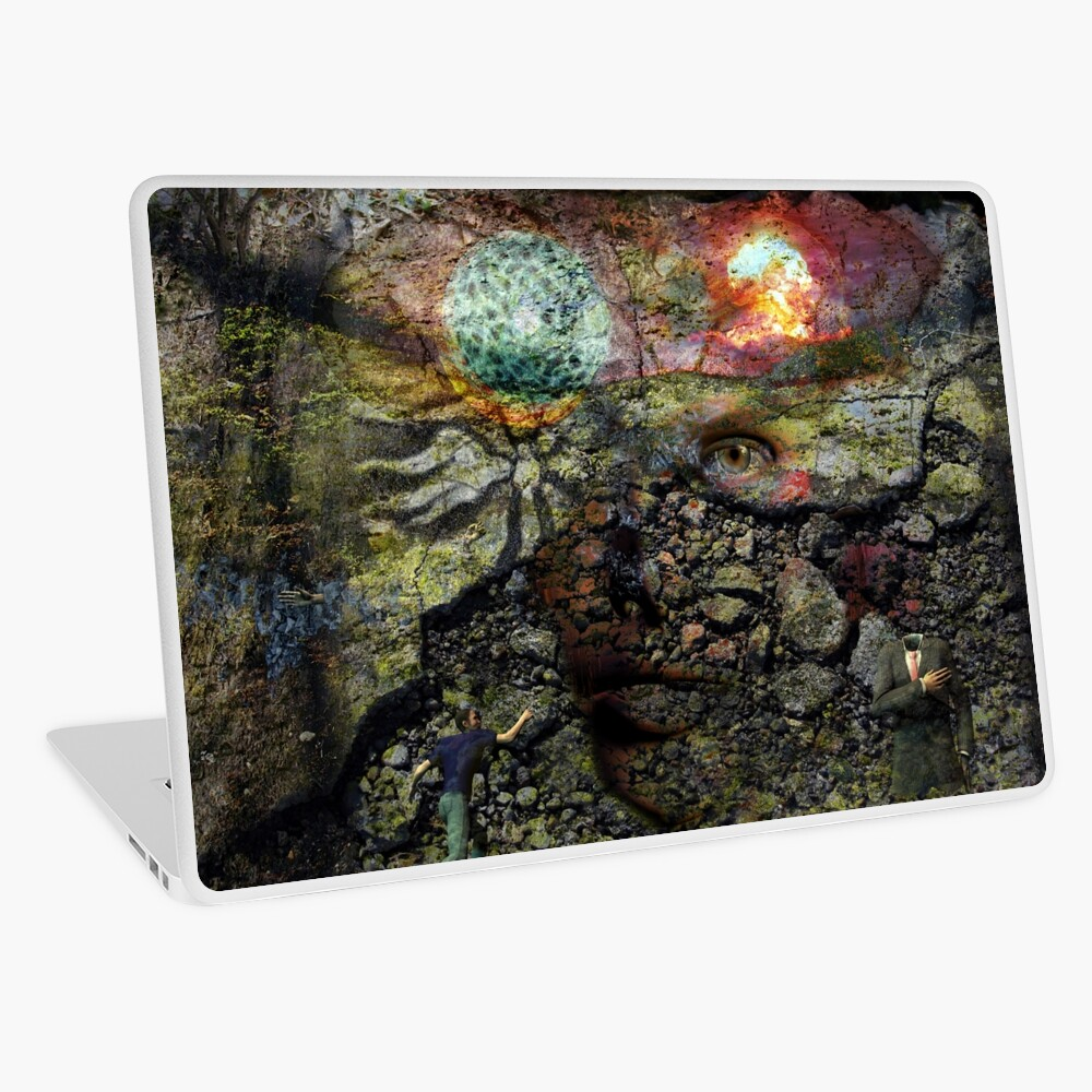 The Neocon's Self-Fulfilling Prophecy Laptop Skin