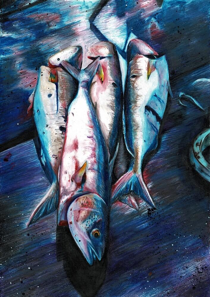 Dead Fish by Skye  Riseley