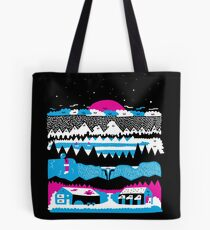 Wander With The Stars Tote Bag