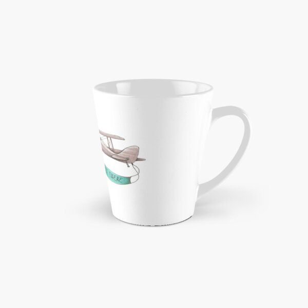 There's a Whole World Out There Tall Mug