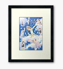 cardcaptor sakura Framed Print