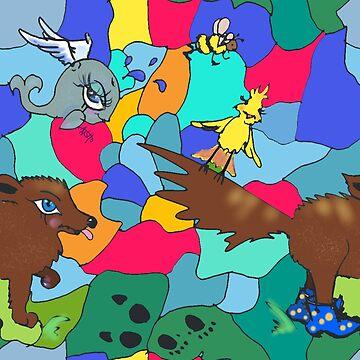 Happy creatures von ansho