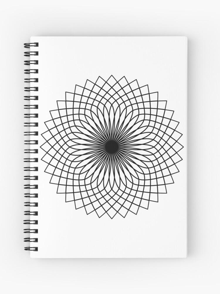 Color Your Own MANDALA - DIY Coloring Book 05\