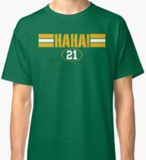 HAHA! Green Bay Classic T-Shirt