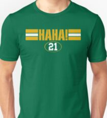 HAHA! Green Bay Unisex T-Shirt