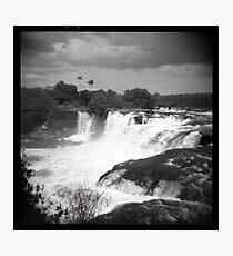 Cachoeira da Velha - Brazil Photographic Print