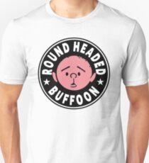 Karl Pilkington - Round Headed Buffoon Unisex T-Shirt