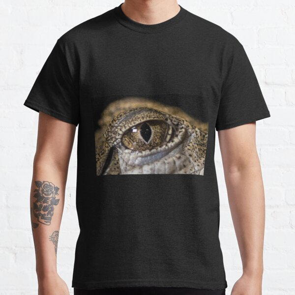 Crocodile Eye Classic T-Shirt