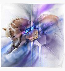 Horse equine animals,wildlife,wildlife art,nature Christian Spirituality Poster