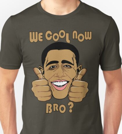 We Cool Now? T-Shirt