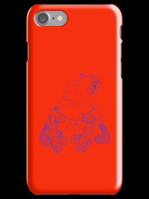 Rollergirl by John King III