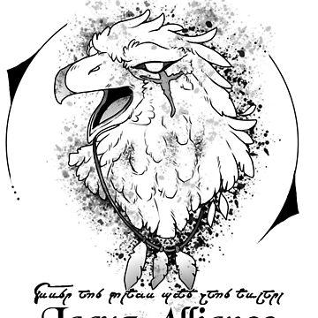 Laguz Alliance - Phoenicis by Sweethartist