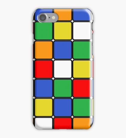 Rubik's Cube Case for iPhone 4,5,6,7
