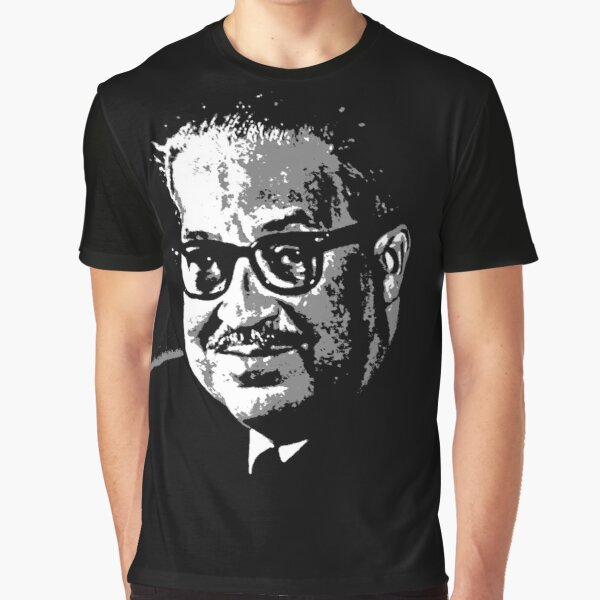 THURGOOD MARSHALL Graphic T-Shirt