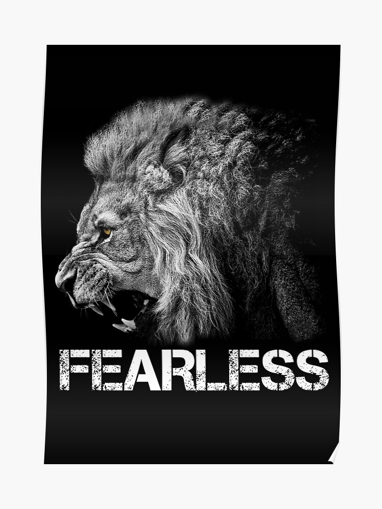 ad824b1a Fearless | Poster