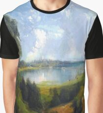 Madison in 1880 by my great great grandmother Graphic T-Shirt
