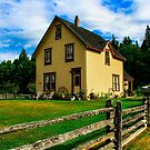 Old Homestead by krystynaphoto