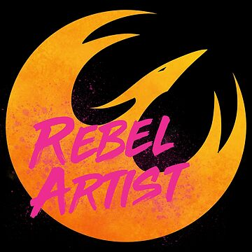 Rebel Artist by studioofmm